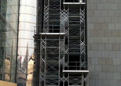 estacade – Cité des Sciences et de l'Industrie de Paris